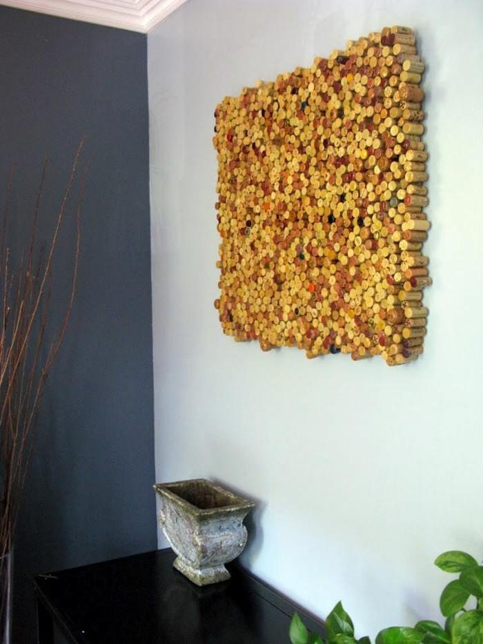 kreative-bastelideen-für-wanddekoration-diy-ideen