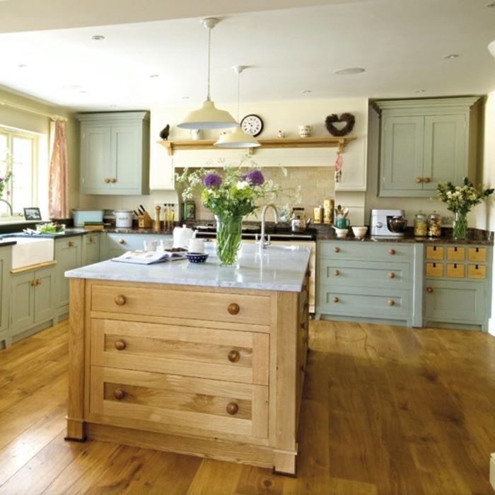 landhaus-modell-magnolia-farbe-küche-große-hölzerne-schubladen