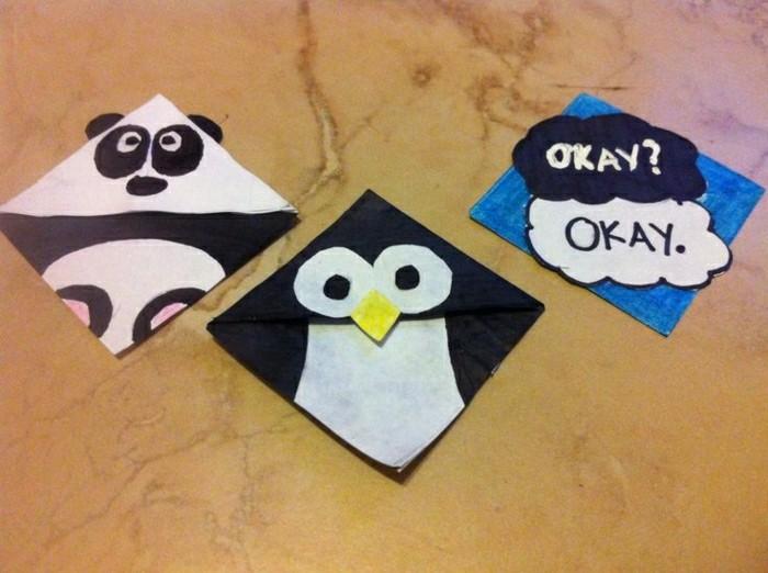 lesezeichen-basteln-kleine-tolle-figuren-origami