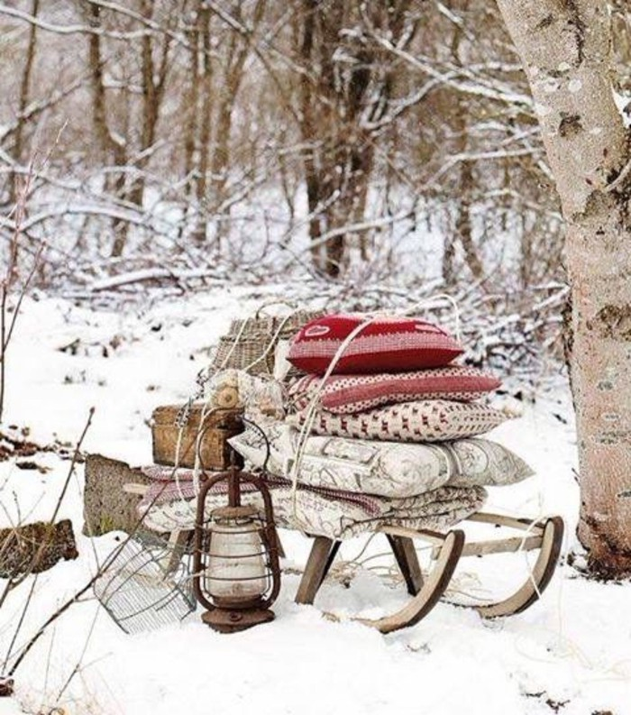 lustige-Bilder-Winter-Picknick-im-Winter