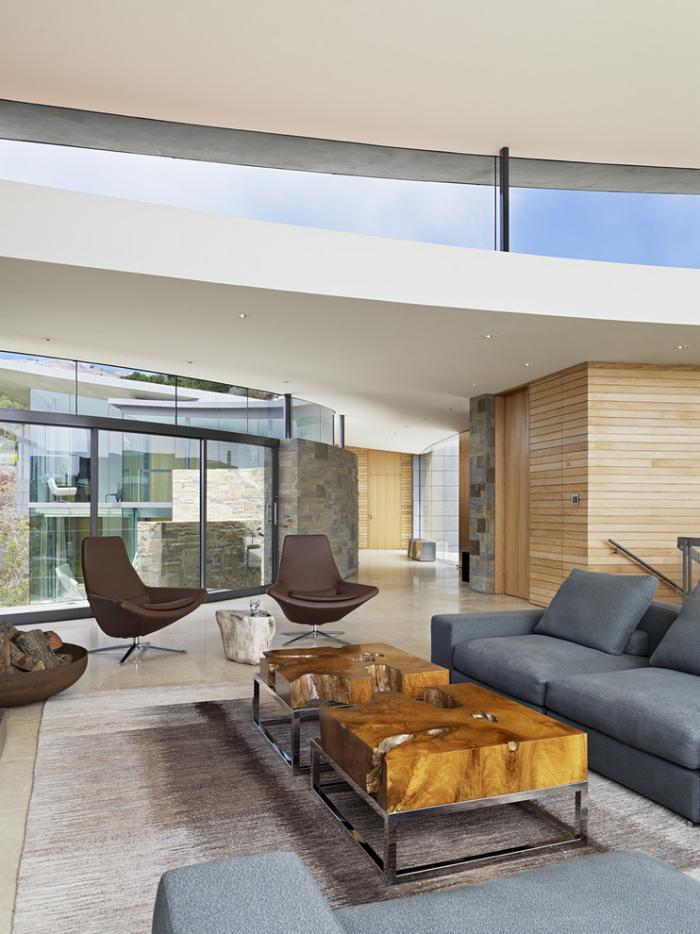 luxuriöses-Designer-Interieur-moderne-Couchtische-aus-Massivholz