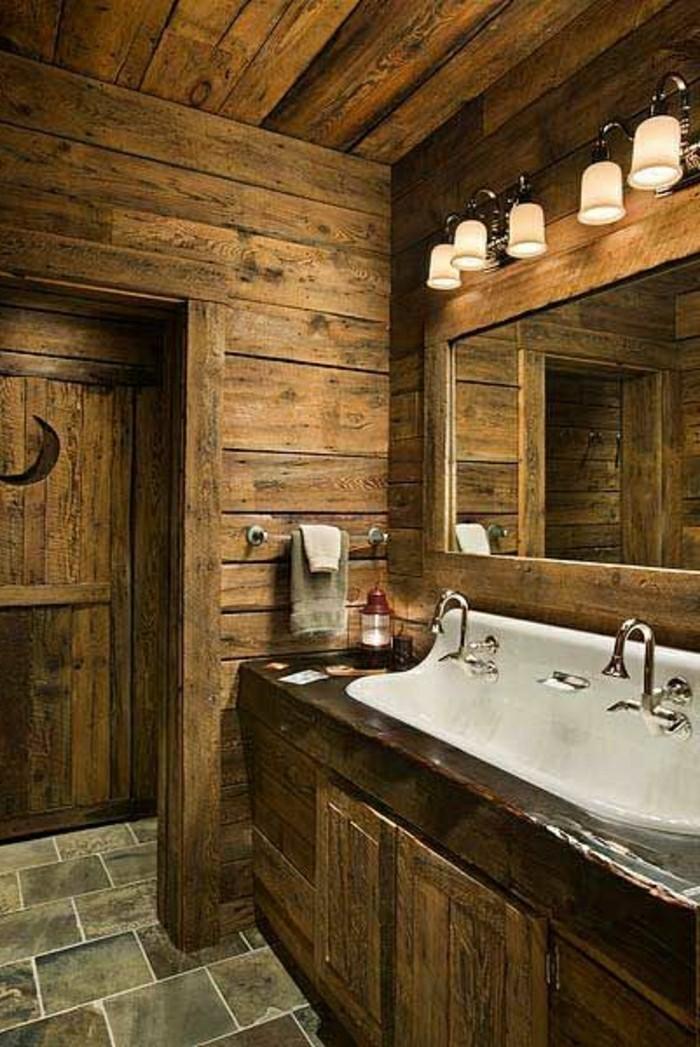 Massive m bel ein rustikaler ausblick f r jedes zuhause for Chambre de bain rustique