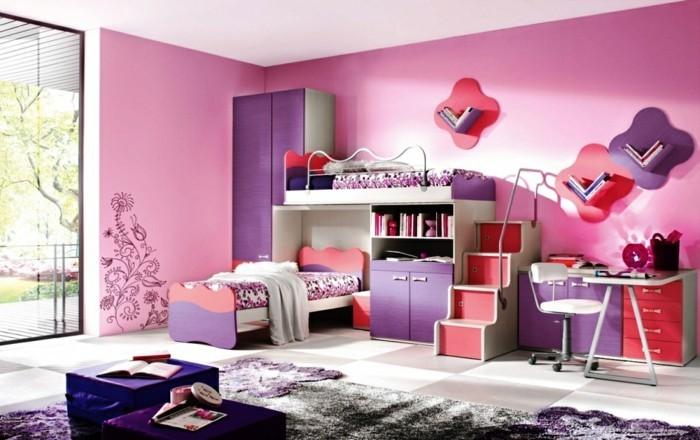 madchenzimmer-schön-und-modern-gestalten