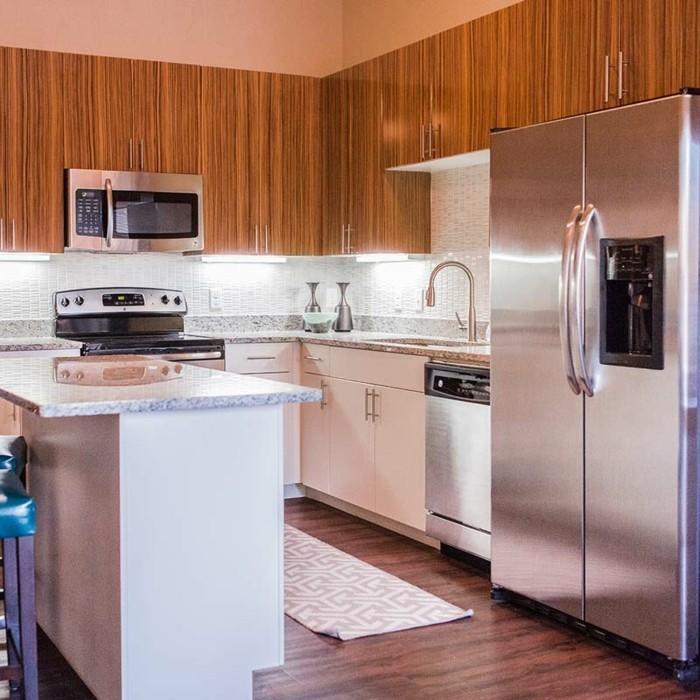 spannendes design kleine kuche ? topby. ▷ 1001+ wohnideen, Kuchen