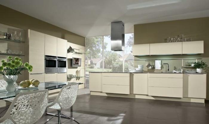 magnolia-farbe-küche-modernes-effektvolles-design