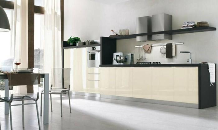 magnolia-farbe-küche-modernes-tolles-design-hohe-zimmerdecke