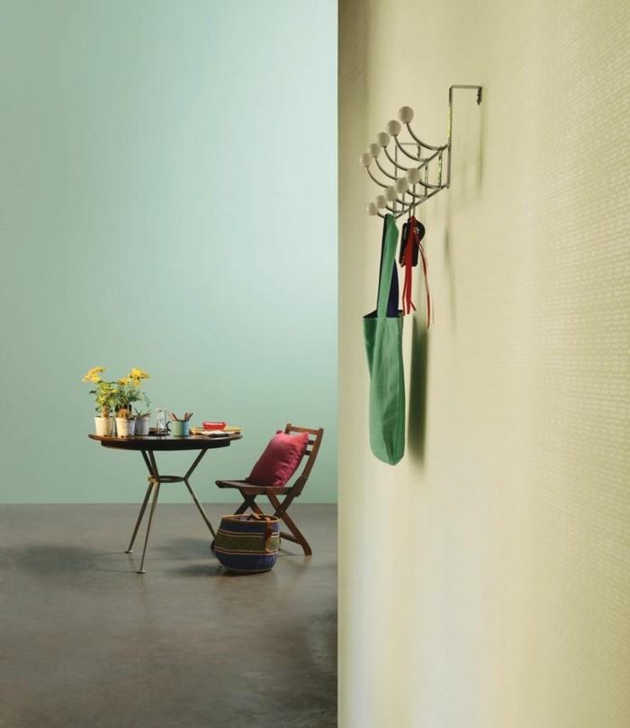 tapeten wohnzimmer cappuccino : mit Bettwäschen in Cappuccino Nuance ...