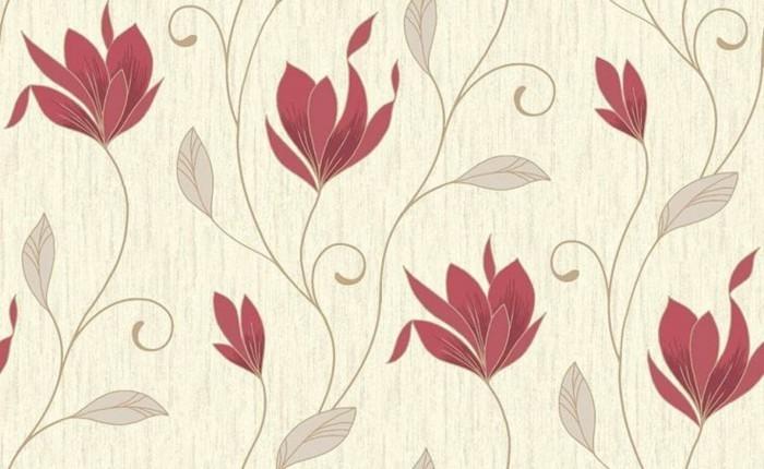 magnolia-farbe-sehr-schöne-elegant-wirkende-tapete