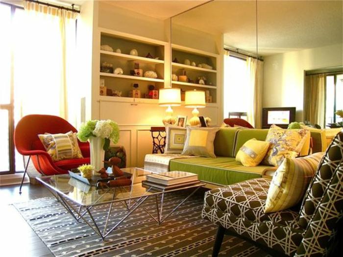 magnoliafarbewunderschönemöbelimtollenwohnzimmer