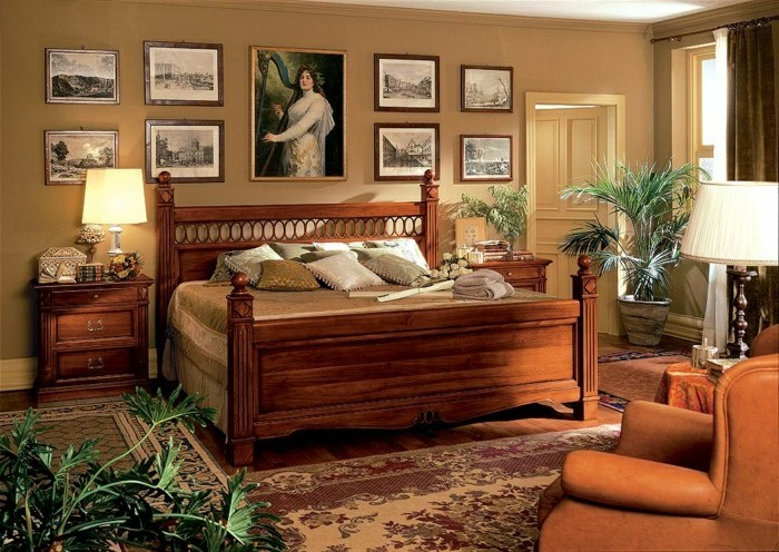 Massive Möbel - ein rustikaler Ausblick für jedes Zuhause - Archzine.net
