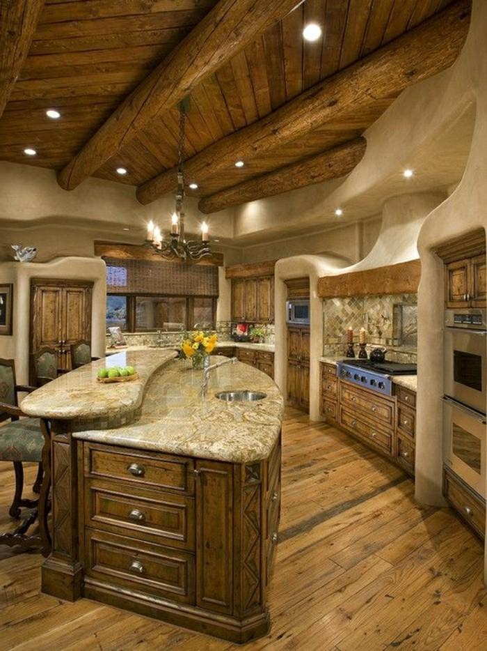 Massive Möbel - ein rustikaler Ausblick für jedes Zuhause ...