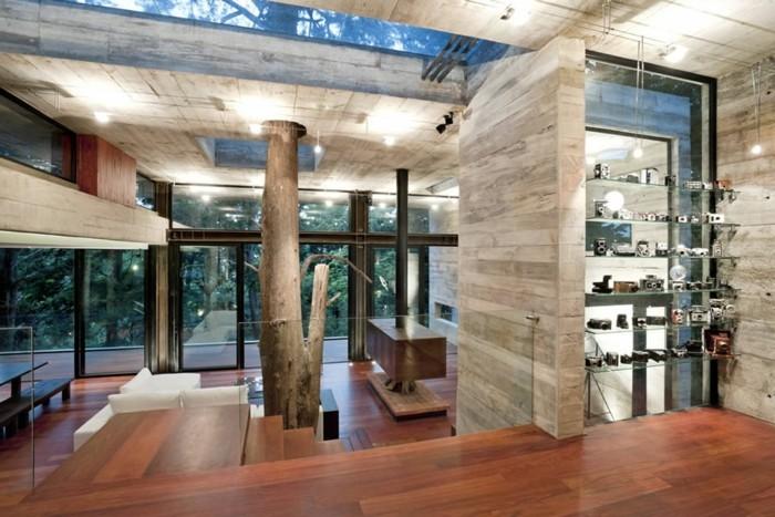 moderne-architektenhäuser-herrliches-modell-inneneinrichtung