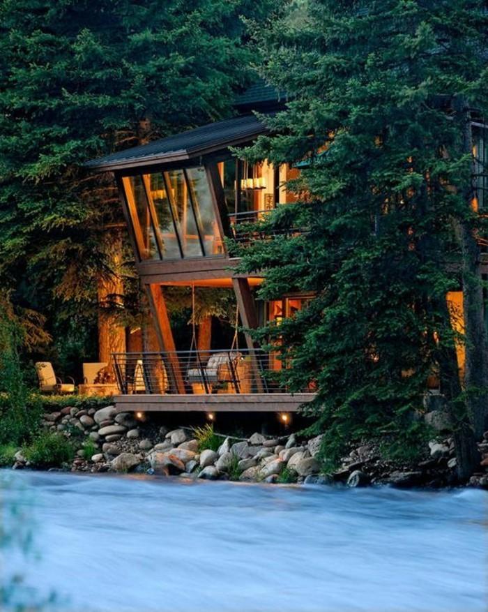 moderne-architektenhäuser-wunderschöne-gestaltung-grüne-umgebung