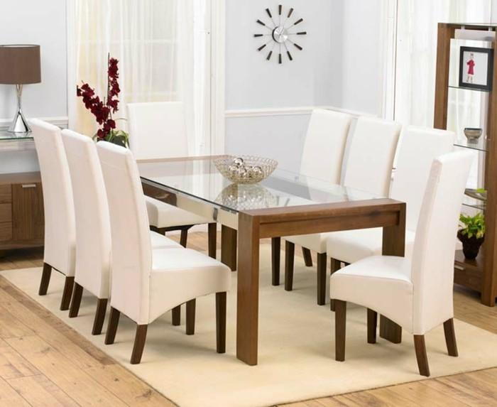 Weisse und holzerne kuchenstuhle mobelideen for Wei e küchenstühle