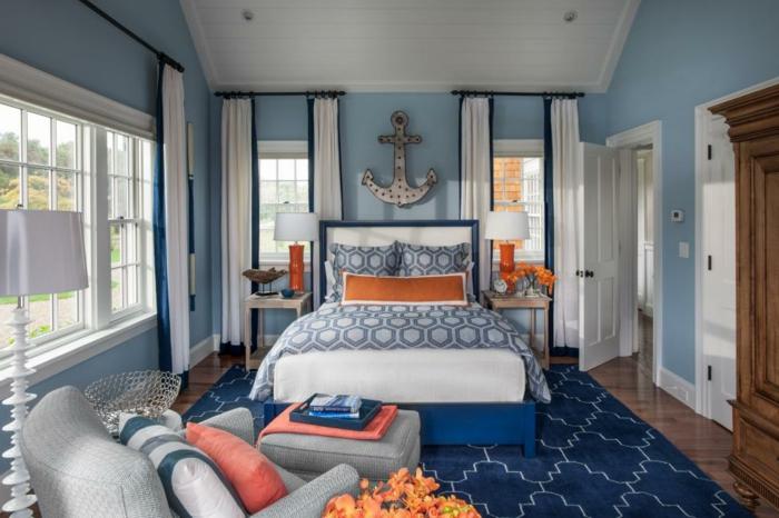 moderne-und-interessante-wandgestaltung-mit-farbe-blaues-design-von-schlafzimmer