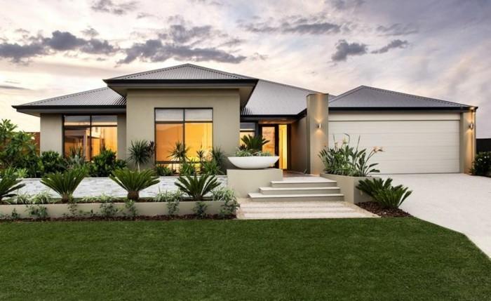 Die magnolia farbe in 100 bildern - Fotos de casas modernas por fuera ...
