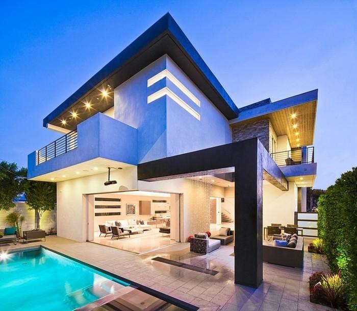 Moderne architektenhäuser mit pool  Moderne Architektenhäuser Mit Pool | gispatcher.com