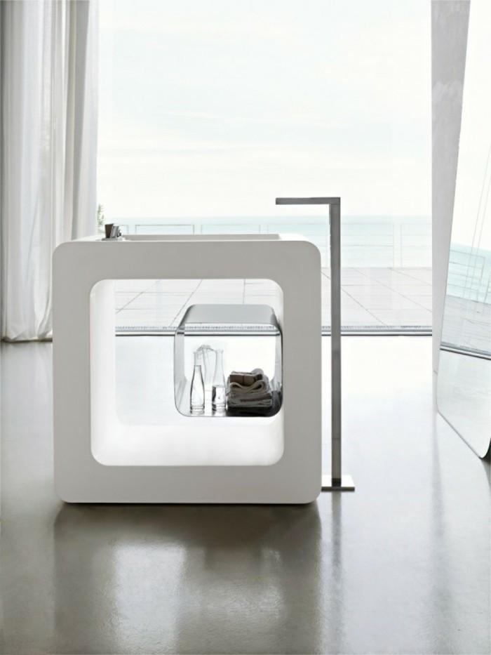 modernes-bad-einrichten-weißes-modell-dekoration