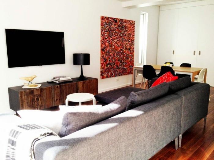 wohnzimmer renovieren tapeten ? reiquest.com - Wohnzimmer Ideen Tapezieren