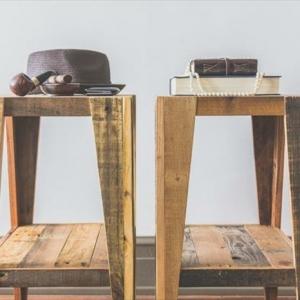Nachttisch selber bauen: Baueinleitung und Fotos!