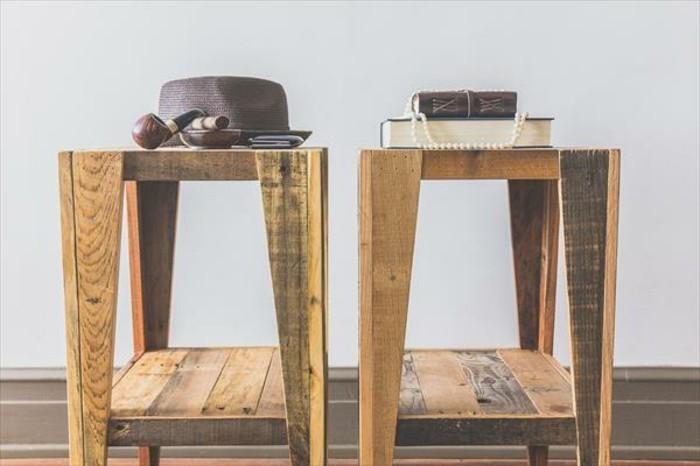 Relativ Nachttisch selber bauen: Baueinleitung und Fotos! - Archzine.net NM95