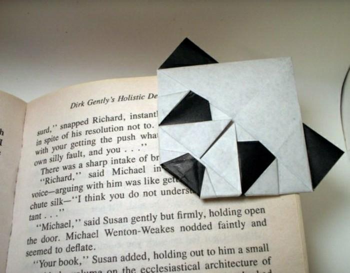 origami-basteln-einfache-idee-lesezeichen-selber-machen