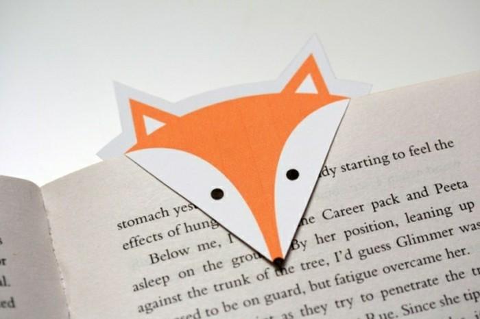 papier-falten-idee-diy-lesezeichen-für-mehr-spaß