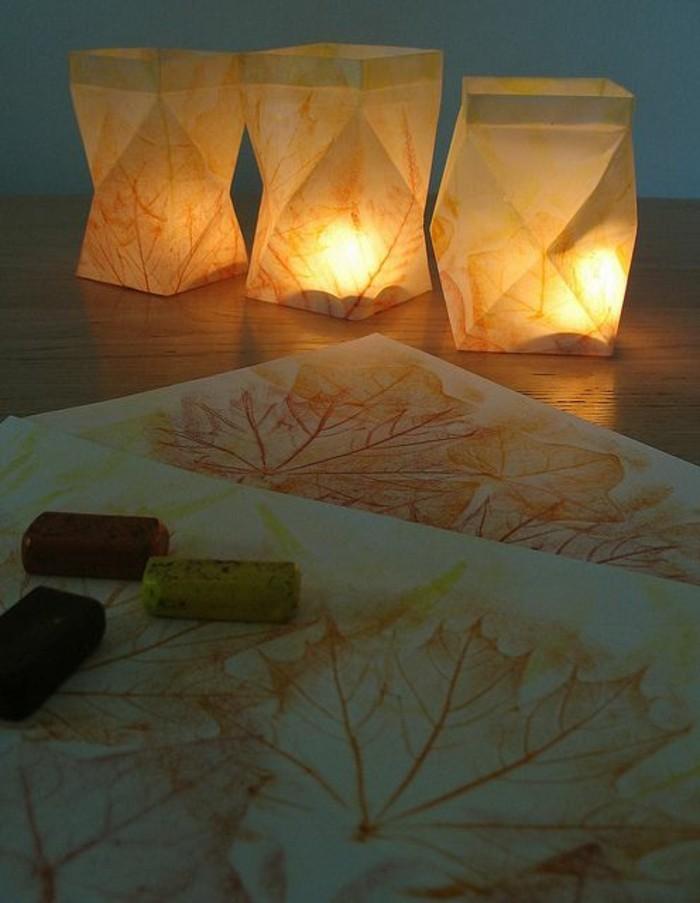 papier-falten-interessante-leuchten-wunderschönes-licht