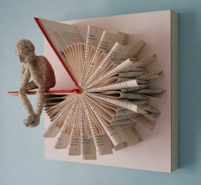 papier-falten-sehr-interessantes-modell-an-der-wand