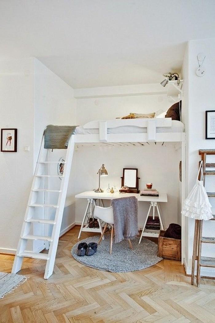 Man Auf Geringem Platz Arbeitszimmer Und Schlafzimmer Kombinieren Kann U003eu003e  Schlafzimmer Mit Arbeitszimmer Kombinieren