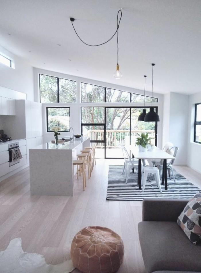 räumliche-Wohnung-modernes-Interieur-Parkettboden