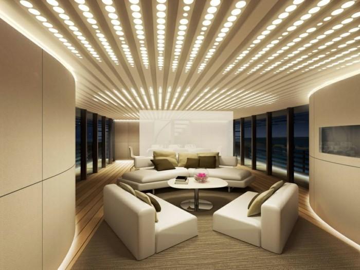 schöne-gestaltung-von-wohnzimmer-tolles-licht-drin