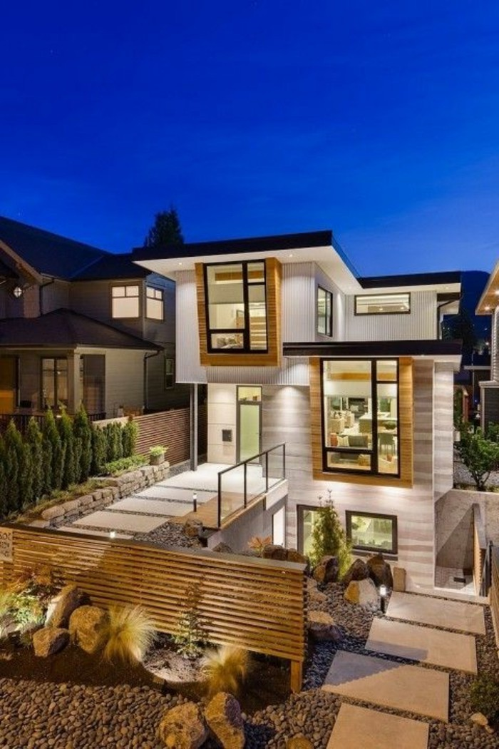 Awesome 110 Schöne Häuser, Die Echte Hingucker Sind!