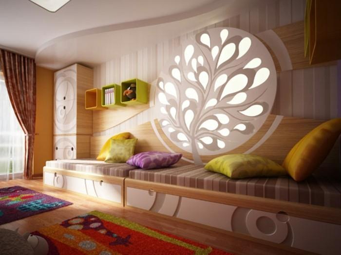 schöne-schlafzimmer-farben-unikale-helle-gestaltung-moderne-wand