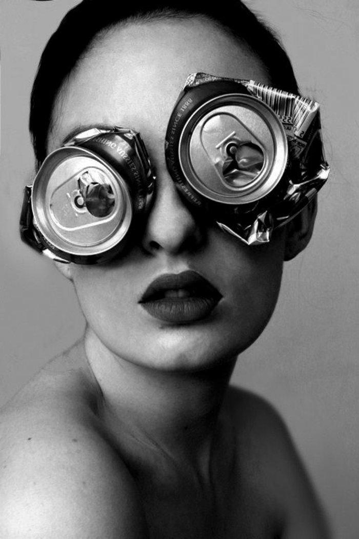 schwarz-weiße-Fotokunst-attraktives-Foto