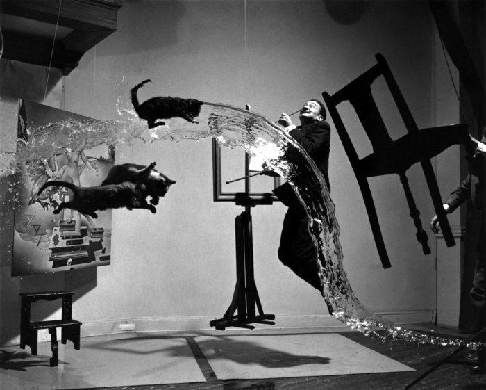 schwarz-weiße-Fotokunst-cooles-abstraktes-Foto