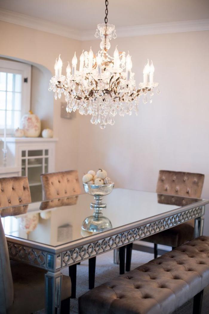 42 Atemberaubende Interieur Varianten Mit Kristall Kronleuchter