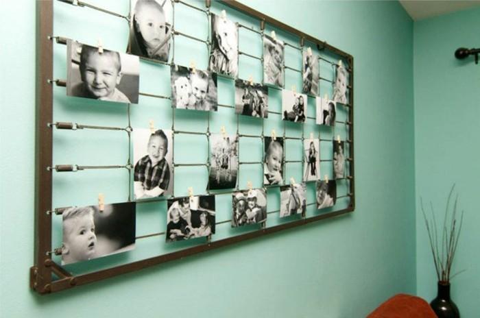 Wandgestaltung selber machen 140 unikale ideen for Schmuckaufbewahrung selber machen