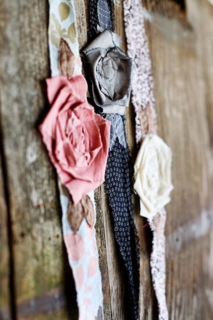 vintage-Haaraccessoires-aus-Textil-mit-Dekorationen