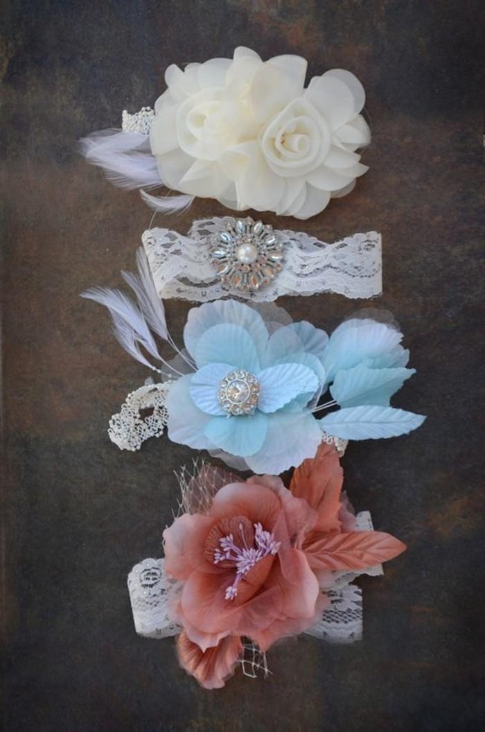 vintage-Haaraccessoires-mit-attraktiven-Dekorationen