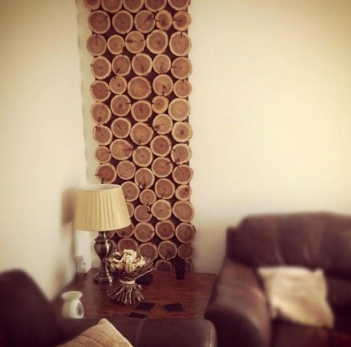 GroBartig Wand Gestalten Ideen Wunderschöne Ausstattung Mit Holz