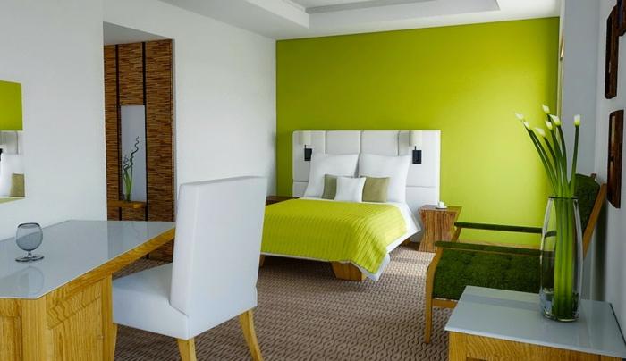 wandfarbe-grün-super-tolles-modell-schlafzimmer-kreative-gestaltung