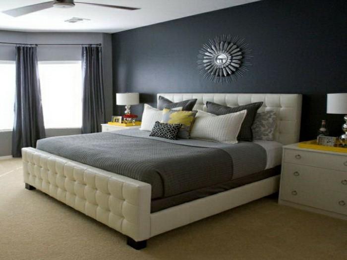 de.pumpink | wohnzimmer eine wand rot, Schlafzimmer ideen