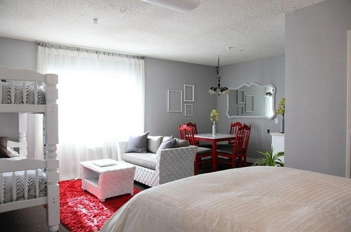 Schlafzimmer Wandfarbe Ideen In 140 Fotos!