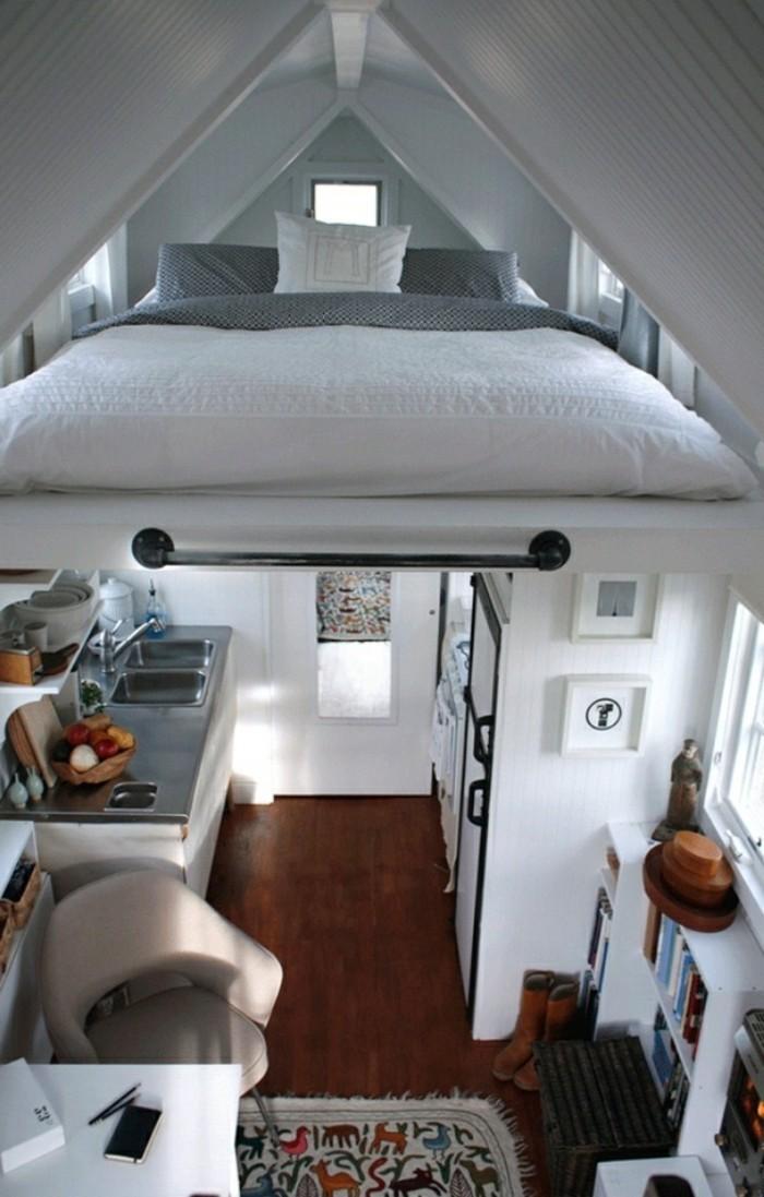 Schlafzimmer wandfarbe ideen in 140 fotos for Wohnung einrichten ideen