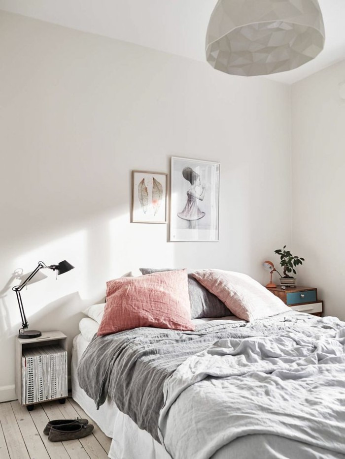 Best chambre rose pale photos design trends 2017 for Raumgestaltung trends 2017