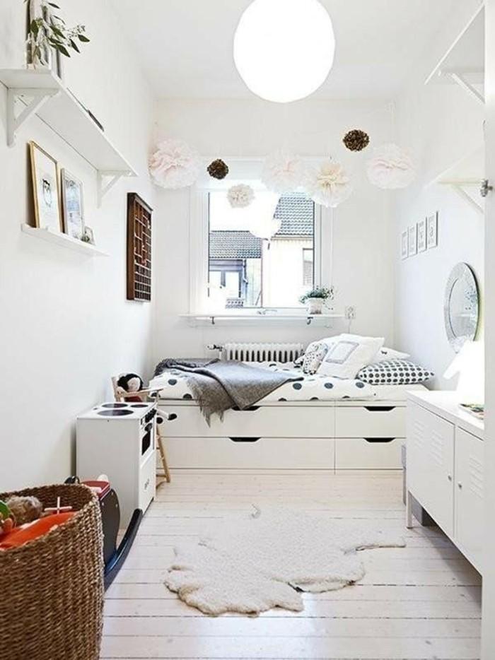 wandfarbe-weiß-unikales-design-schlafzimmer
