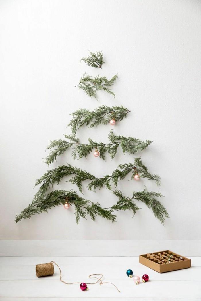 wandgestaltung-selber-machen-super-schöner-tannenbaum