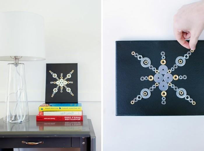 wandgestaltung-selber-machen-unikale-ausstattung-moderne-bilder