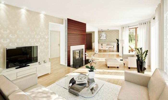 wießes-modernes-wohnzimmer-herrliche-beleuchtung